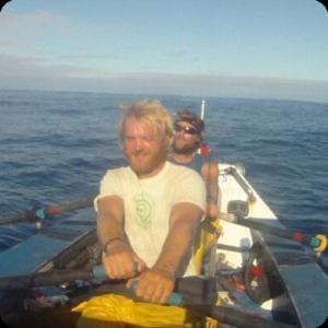 Два клерка пересекли Индийский океан