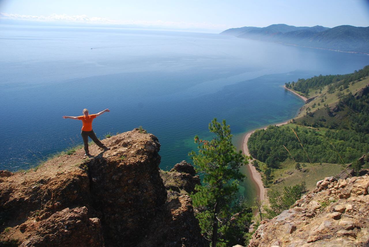 Волонтерство на Байкале