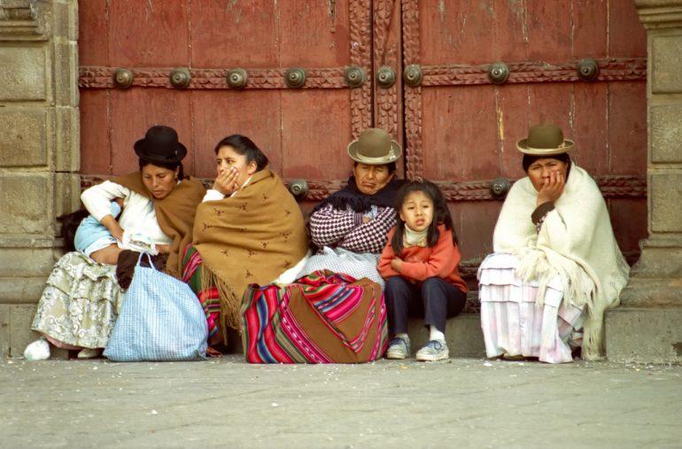 Волонтерство в Боливии