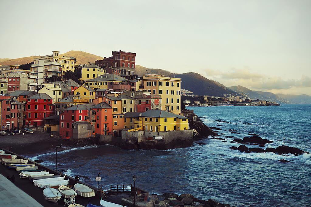 Итальянская резиденция для творческих
