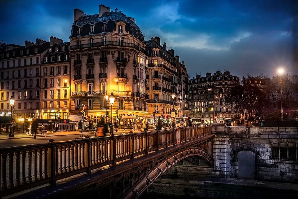 Причины любить Париж1