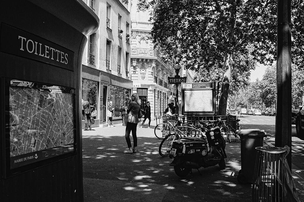 Причины любить Париж2