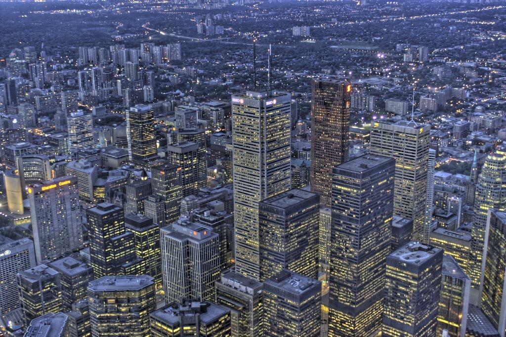 Торонто, Канада