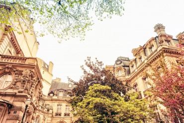 Причины любить Париж