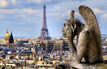 Схема обмана туристов в Париже