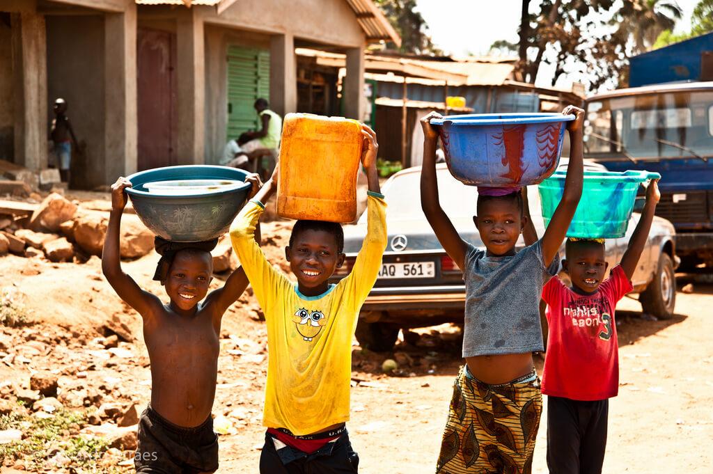 волонтерство в уганде