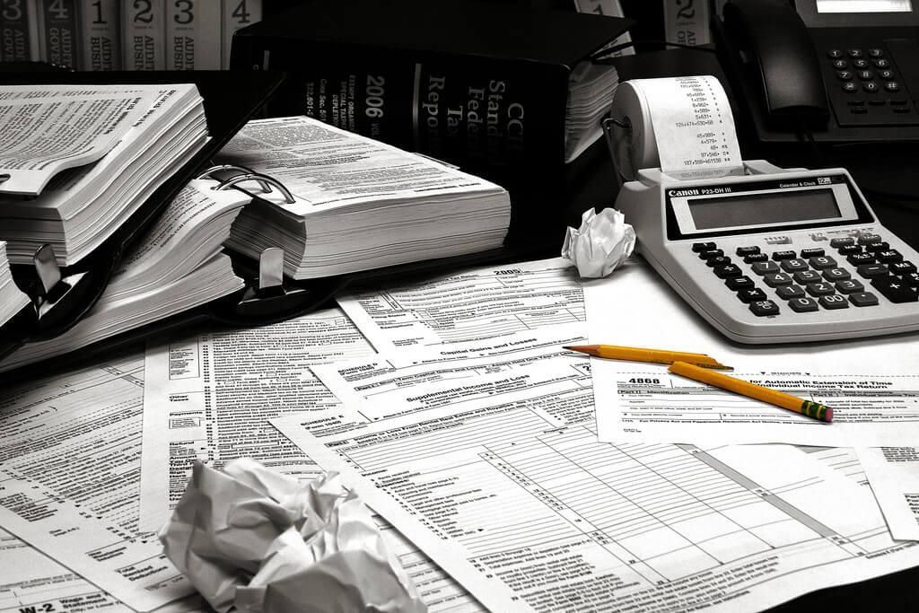 Налоги для студентов в США