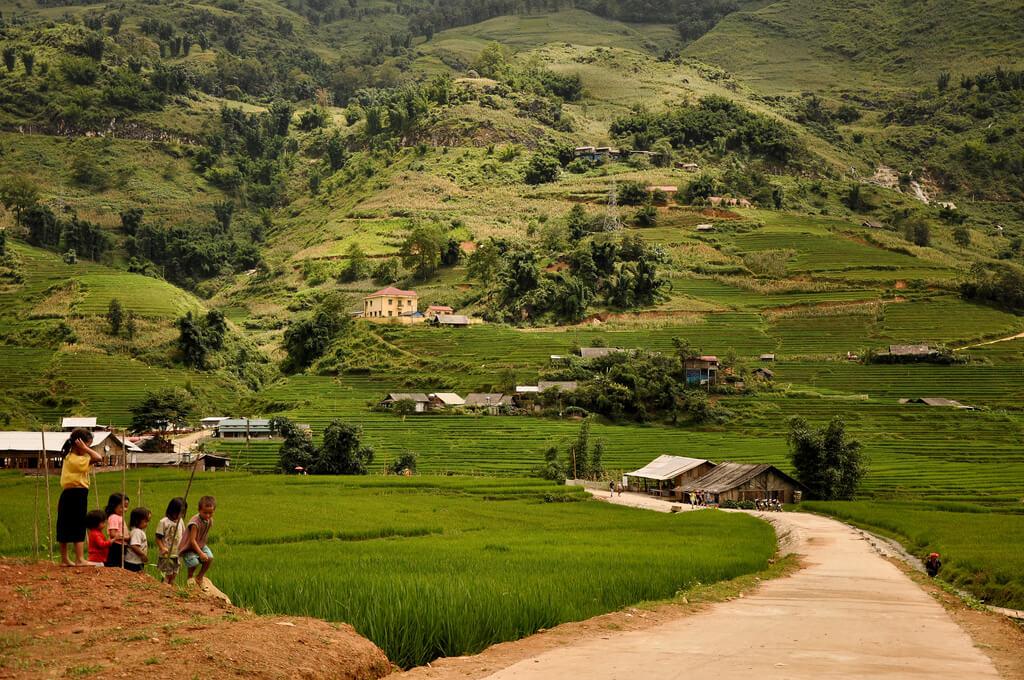 Волонтерство во Вьетнаме