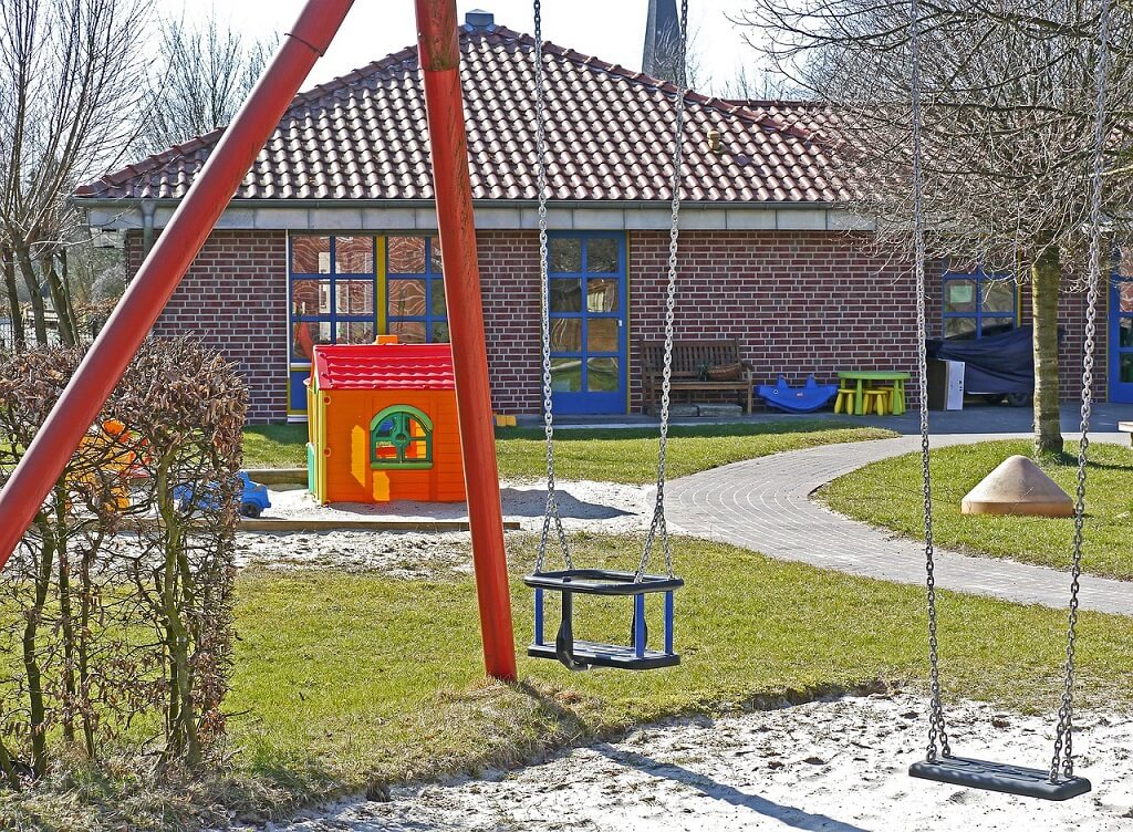 Детские сады в США