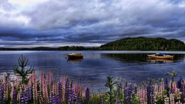 Пасхальным волонтером в Финляндию