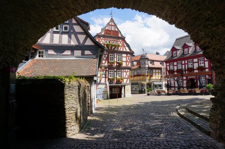 Волонтёром в Германию для реставрации старинного парка скульптур