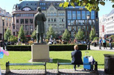 Бесплатный Осло: достопримечательности