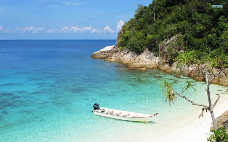 Волонтерство на Перхентианских островах Малайзии