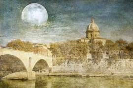 Резиденция для творческих в римском лофте