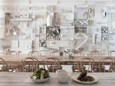 Пообедать в ресторане из костей