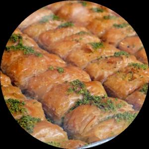 Национальные турецкие сладости