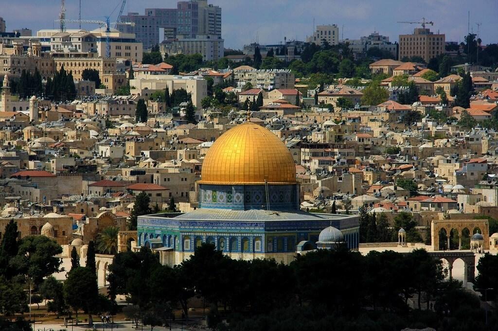Стажировка в Иерусалиме