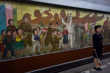 Севернокорейское метро открыли для туристов