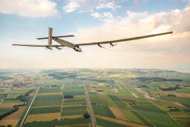 Самолет, работающий на солнечной энергии, отправится в кругосветку