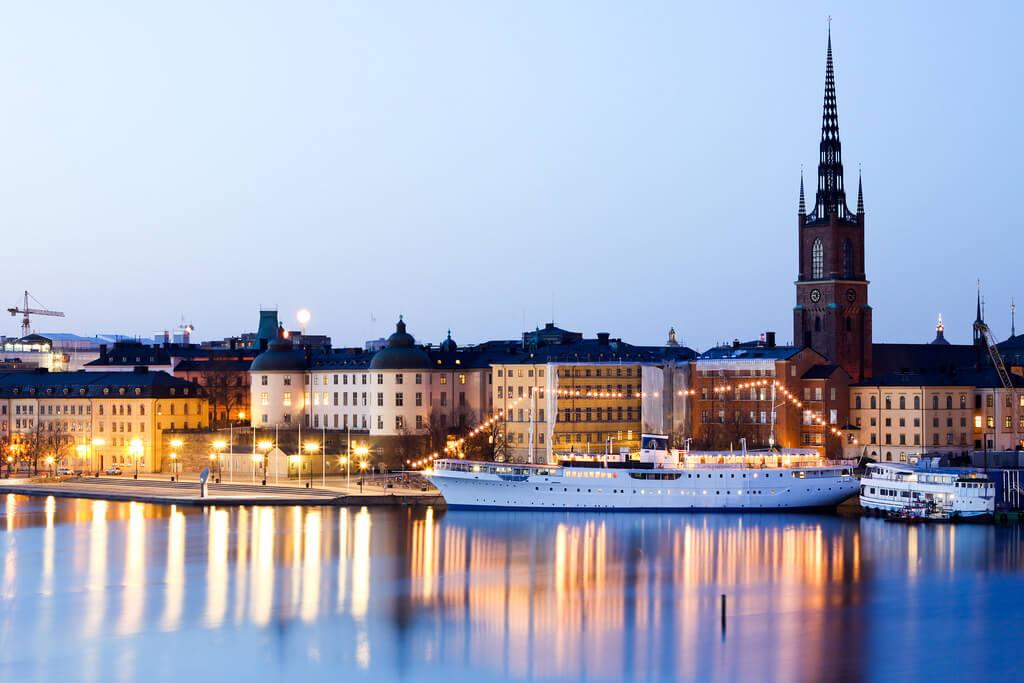 Бесплатный Стокгольм