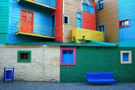 Волонтерство в арт-пространстве в Аргентине