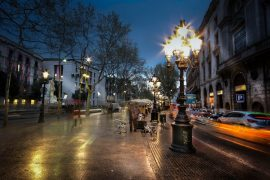 Новый налог для туристов в Барселоне