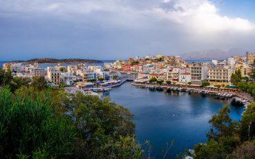 Экскурсоводы в парк на острове Крит