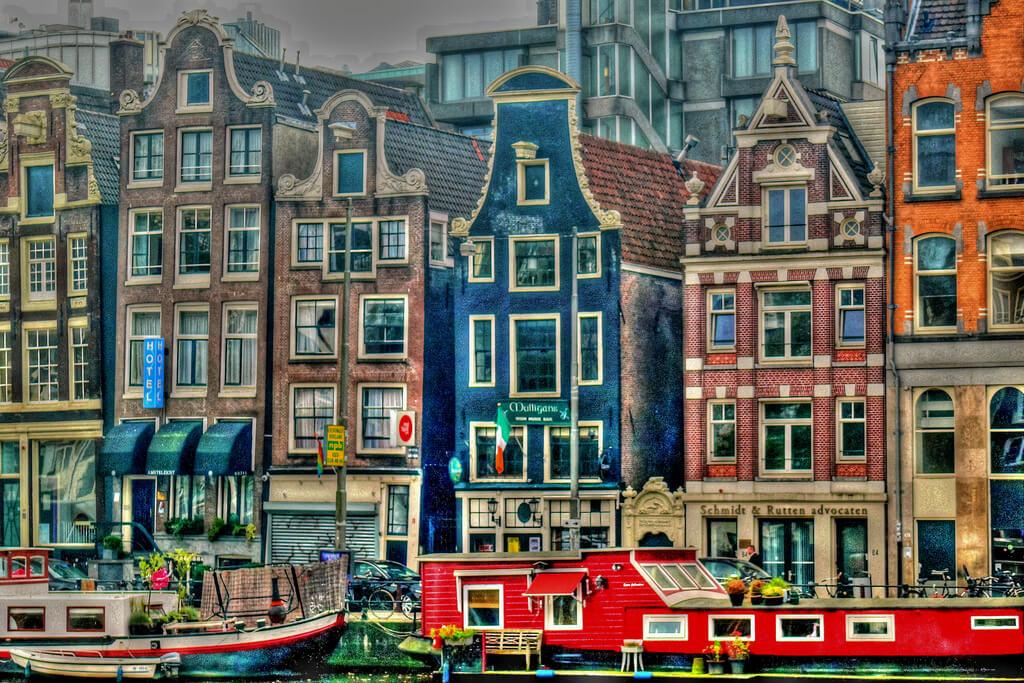 Нидерланды в деталях
