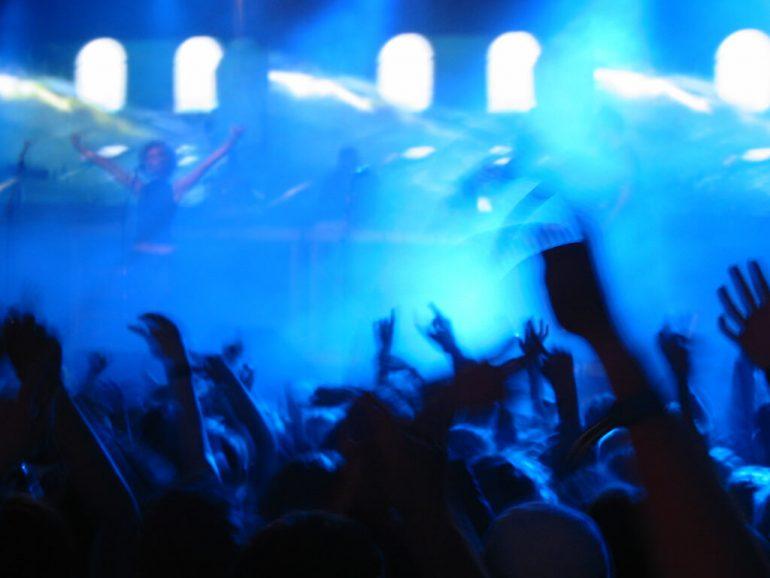Волонтером на «Roskilde Festival» в Дании