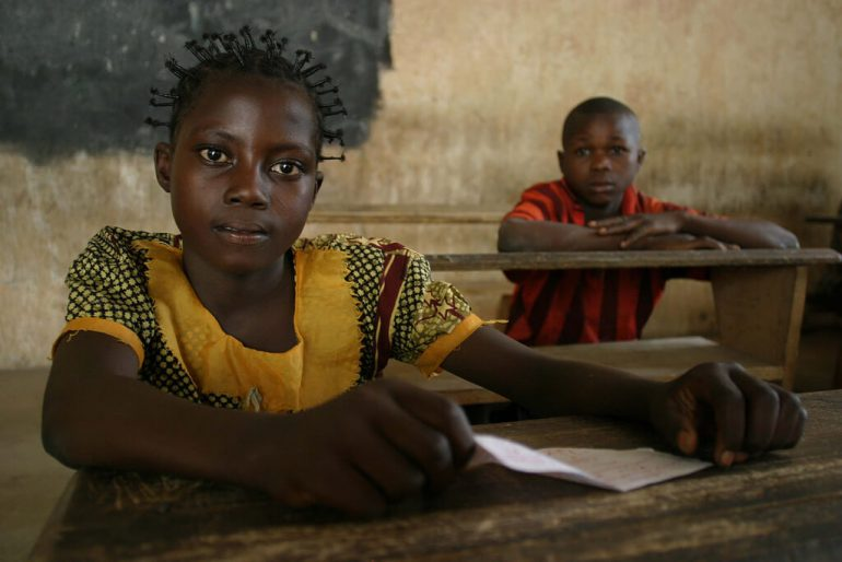Волонтерство в Либерии, Африка