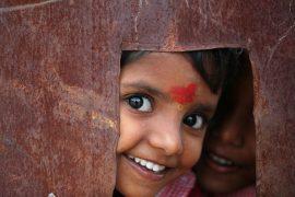 Волонтерство в детском приюте в Индии