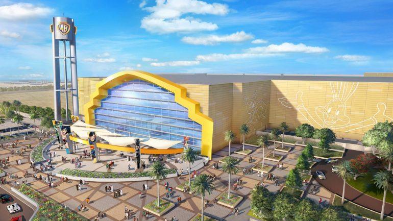 В ОАЭ откроется парк развлечений Warner Brothers