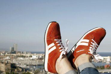 В Великобритании выпустили кроссовки с GPS