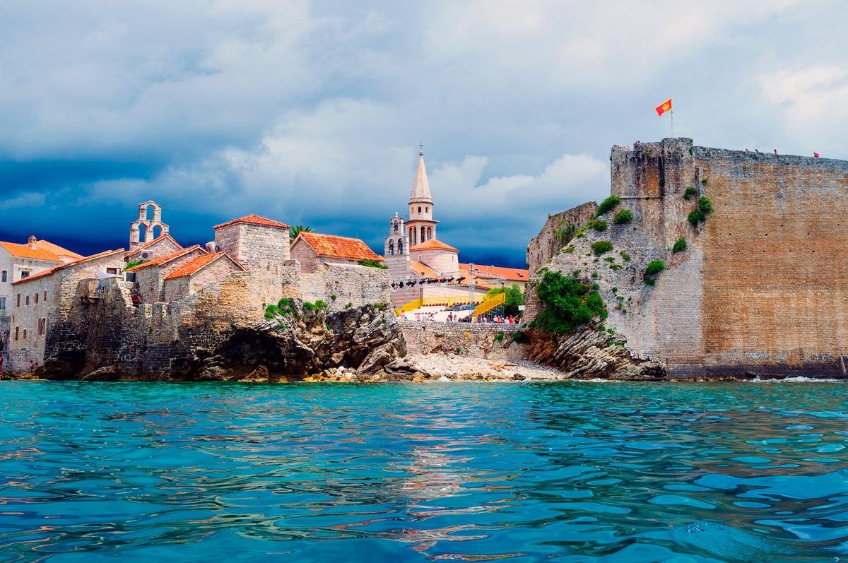 Будва черногория фото