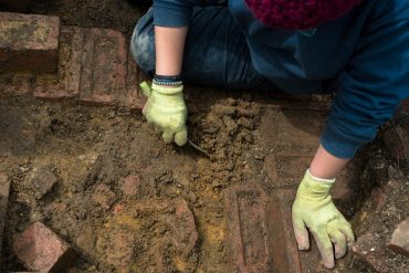 Археологи-волонтеры