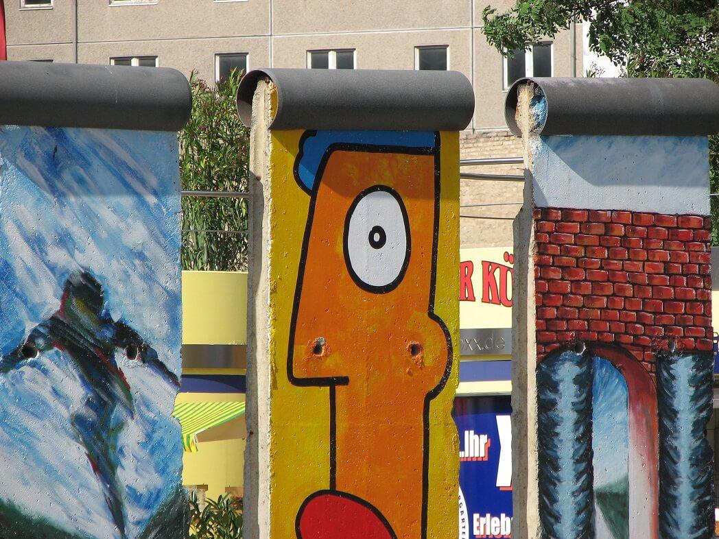 Берлинский стрит-арт