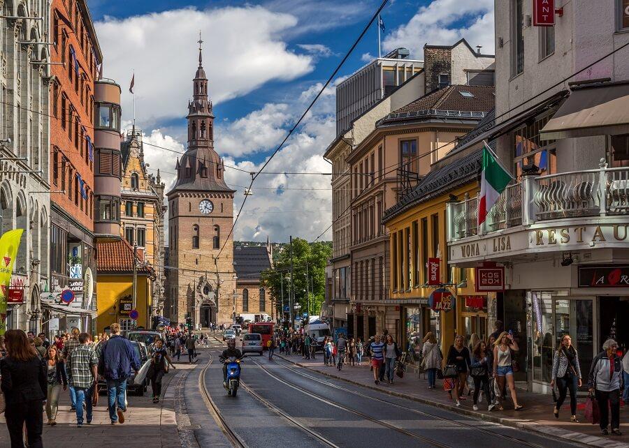 Как сэкономить в Осло. Транспорт и жилье