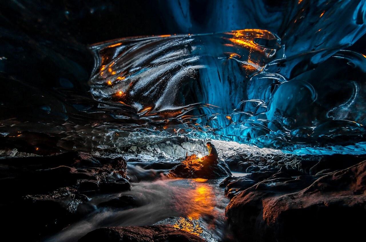Ледник Ватнайёкюдль, Исландия
