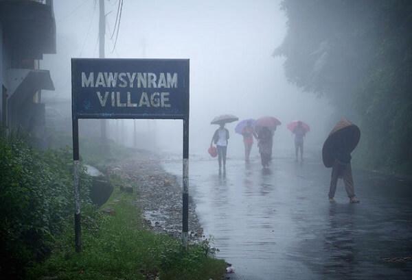 Деревня Мавсинрам