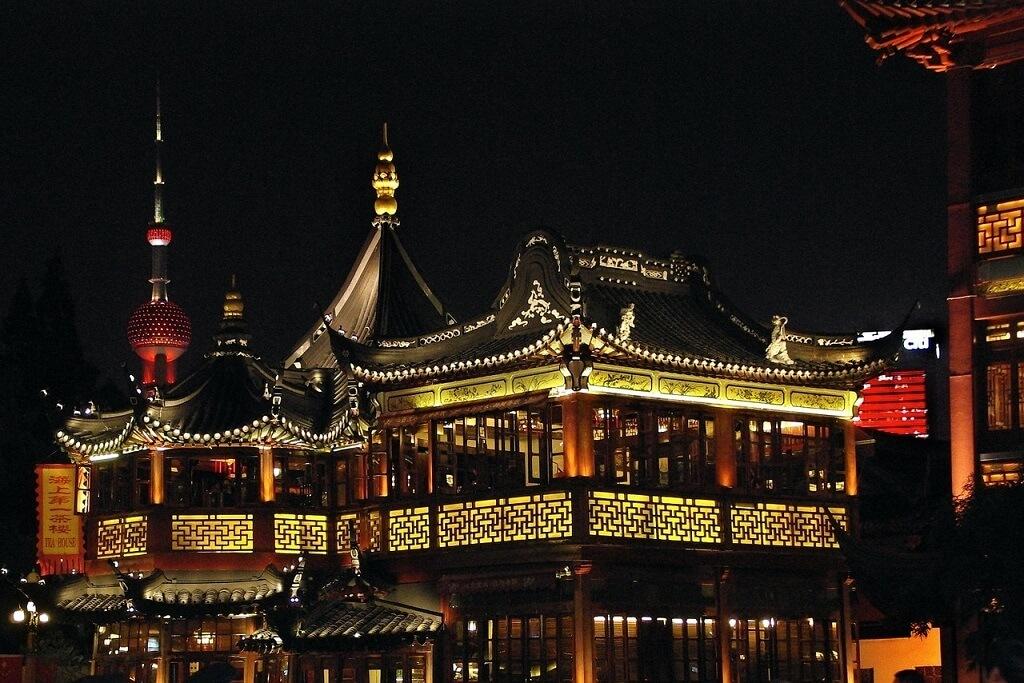 Ночные клубы в Шанхае
