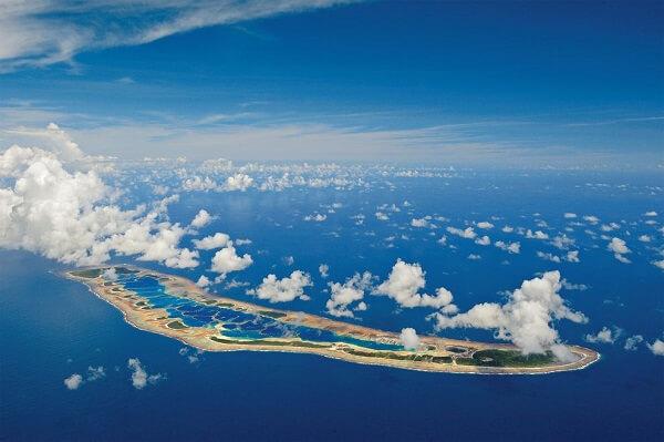 Остров Каролайн