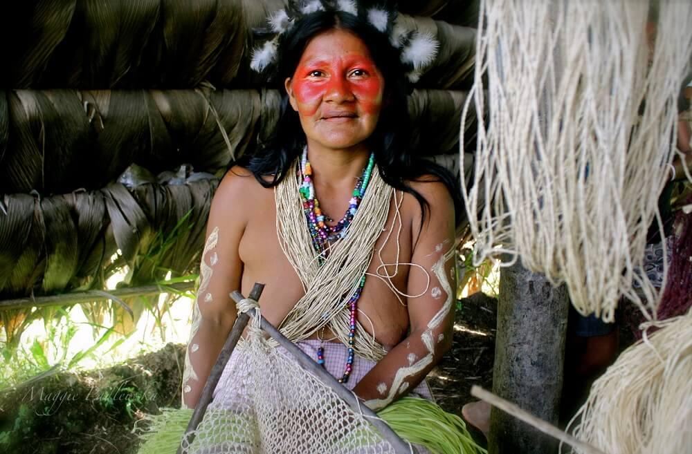 Племя ваорани