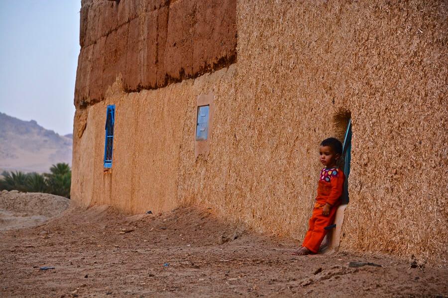 Работа с детьми и молодежью в Марокко