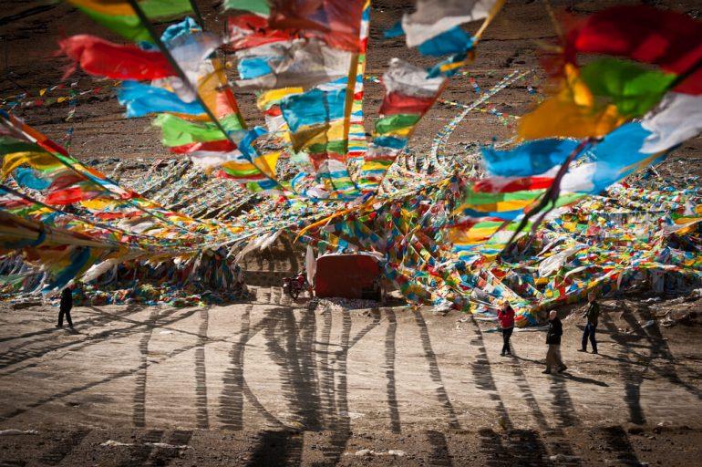 Тибетские беженцы