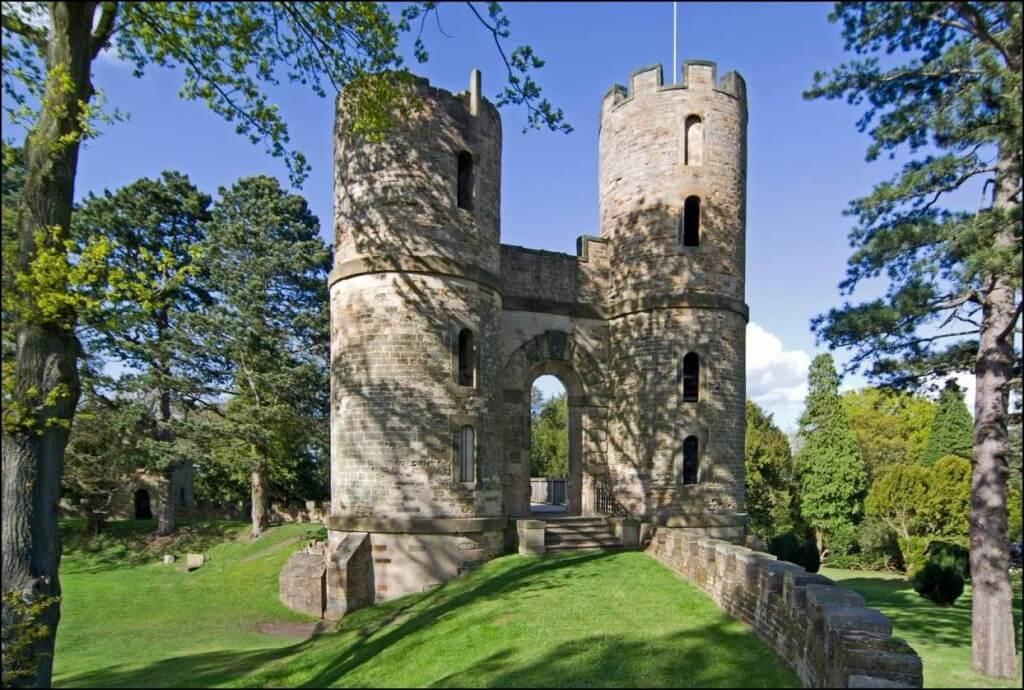 Вентвортский замок, Великобритания