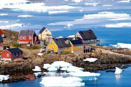 Волонтерство в Гренландии