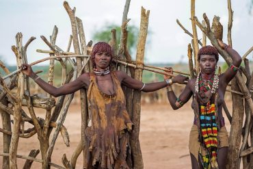 Волонтерство в племенах