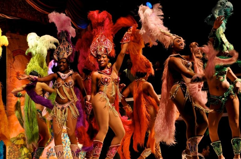Все о Карнавале в Рио