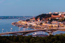 Выходные в Нижнем Новгороде