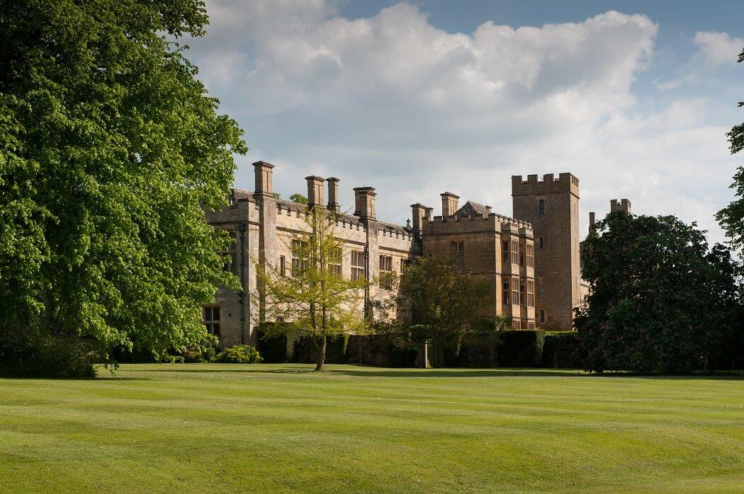 Замок Сюдли, Великобритания